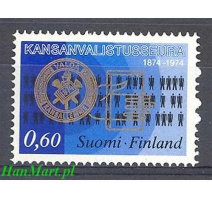 Finlandia 1974 Mi 751 Czyste **