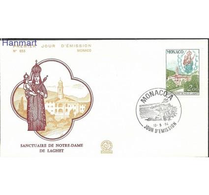 Znaczek Monako 1984 Mi 1630 FDC