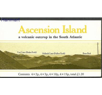 Znaczek Wyspa Wniebowstąpienia 1981 Mi mh277-278+282+284I Czyste **