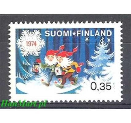Znaczek Finlandia 1974 Mi 758x Czyste **