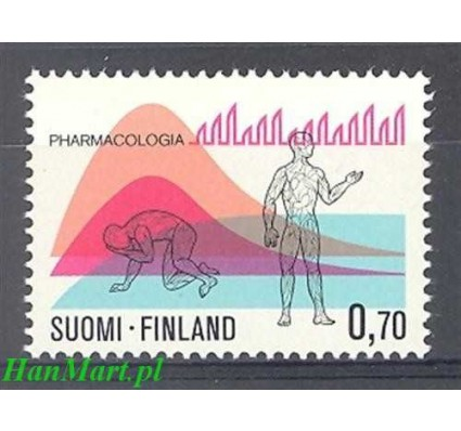 Finlandia 1975 Mi 768 Czyste **
