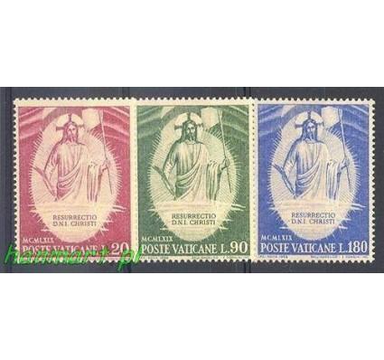Watykan 1969 Mi 544-546 Czyste **