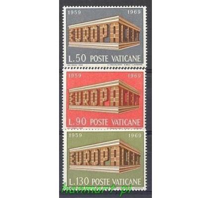 Watykan 1969 Mi 547-549 Czyste **