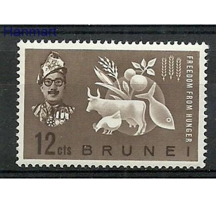 Znaczek Brunei 1963 Mi 95 Czyste **