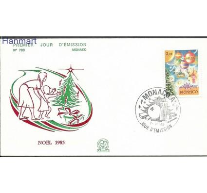 Znaczek Monako 1985 Mi 1721 FDC