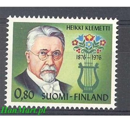 Finlandia 1976 Mi 783 Czyste **