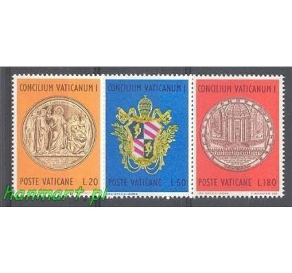 Watykan 1970 Mi 561-563 Czyste **