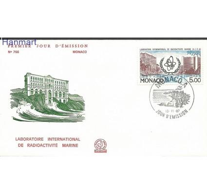 Znaczek Monako 1987 Mi 1831 FDC