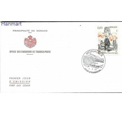 Znaczek Monako 1993 Mi 2115 FDC