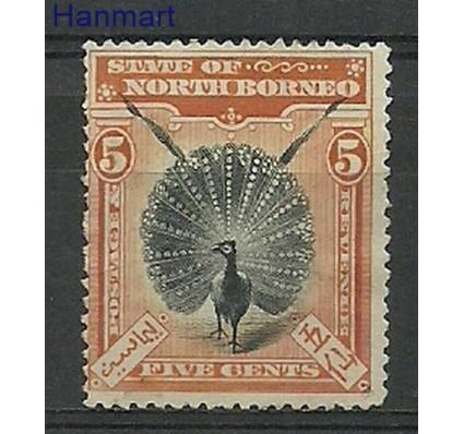 Znaczek Borneo / North Borneo 1897 Mi 72 Z podlepką *