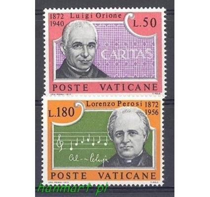 Znaczek Watykan 1972 Mi 613-614 Czyste **