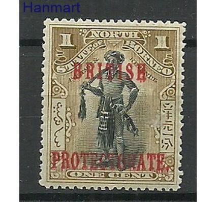 Znaczek Borneo / North Borneo 1901 Mi 97 Z podlepką *