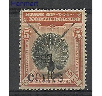 Znaczek Borneo / North Borneo 1904 Mi 111 Z podlepką *
