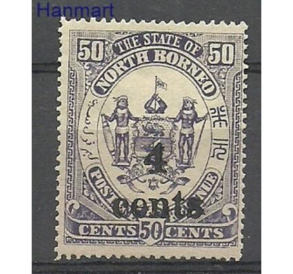 Znaczek Borneo / North Borneo 1904 Mi 118 Z podlepką *