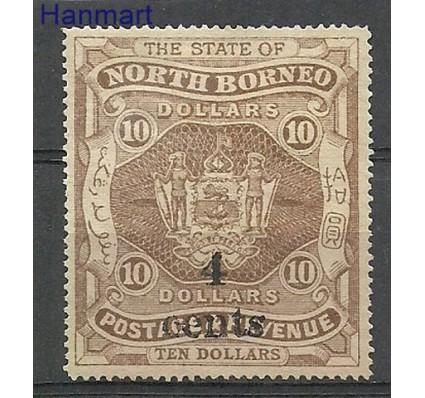 Znaczek Borneo / North Borneo 1904 Mi 122 Z podlepką *
