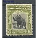 Borneo / North Borneo 1909 Mi 132 Z podlepką *