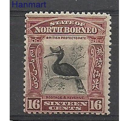 Znaczek Borneo / North Borneo 1909 Mi 136 Z podlepką *
