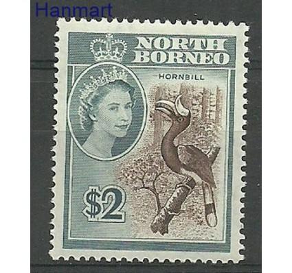 Znaczek Borneo / North Borneo 1961 Mi 326 Z podlepką *
