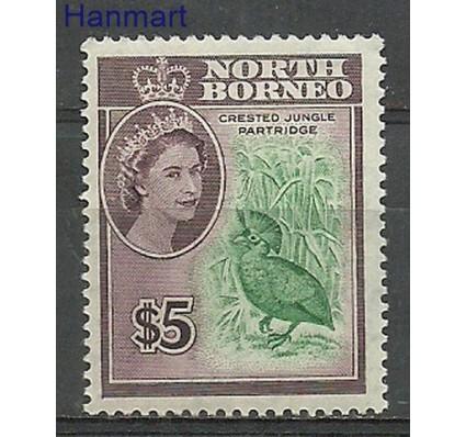 Znaczek Borneo / North Borneo 1961 Mi 327 Z podlepką *