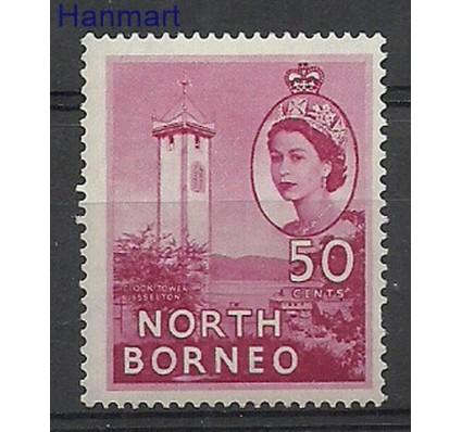 Znaczek Borneo / North Borneo 1956 Mi 304 Czyste **