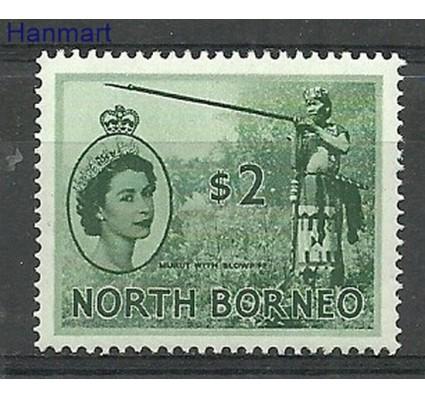 Znaczek Borneo / North Borneo 1955 Mi 306 Czyste **
