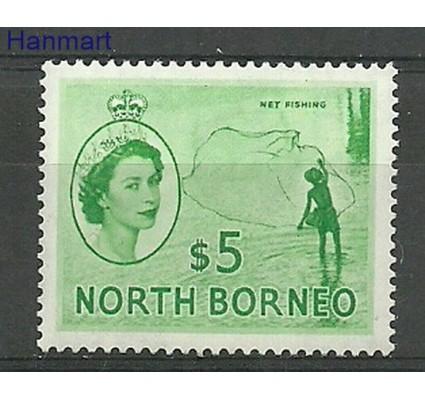 Znaczek Borneo / North Borneo 1954 Mi 307 Czyste **