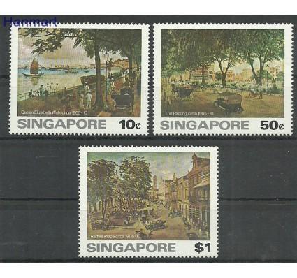 Znaczek Singapur 1976 Mi 257-259 Czyste **