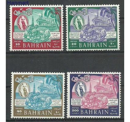Znaczek Bahrajn 1966 Mi 161-164 Czyste **