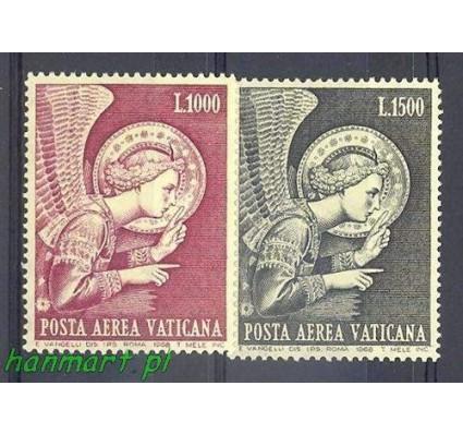 Znaczek Watykan 1968 Mi 536-537 Czyste **