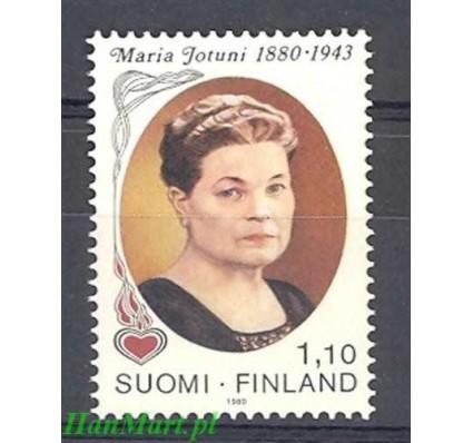 Znaczek Finlandia 1980 Mi 863 Czyste **