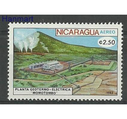 Znaczek Nikaragua 1983 Mi 2370 Czyste **