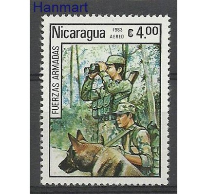 Znaczek Nikaragua 1983 Mi 2432 Czyste **