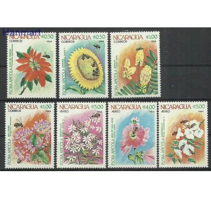 Znaczek Nikaragua 1984 Mi 2490-2496 Czyste **