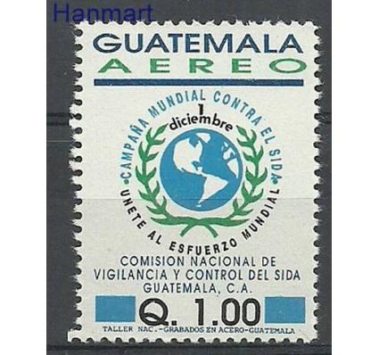 Znaczek Gwatemala 1992 Mi 1327 Czyste **