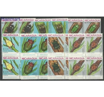 Znaczek Nikaragua 1988 Mi vie2894-2900 Czyste **