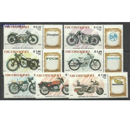 Znaczek Nikaragua 1985 Mi zf2568-2574 Czyste **