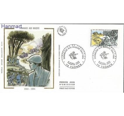 Znaczek Francja 1994 Mi 3019 FDC