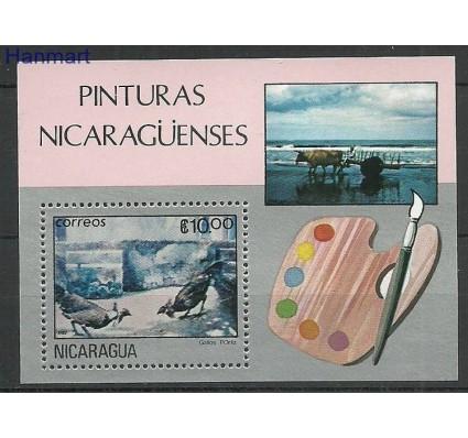 Znaczek Nikaragua 1982 Mi bl145 Czyste **