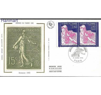 Znaczek Francja 1996 Mi S3131-3132 FDC