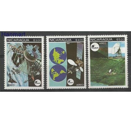 Znaczek Nikaragua 1981 Mi 2228-2230 Czyste **