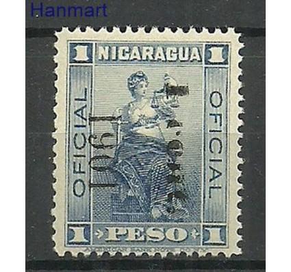 Znaczek Nikaragua 1901 Mi die118 Czyste **