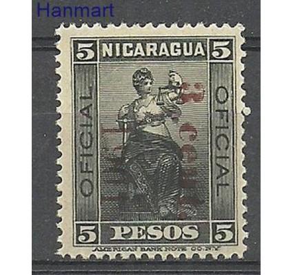 Znaczek Nikaragua 1901 Mi die119 Czyste **