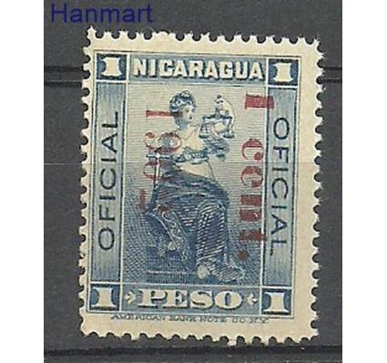 Nikaragua 1902 Mi die122 Czyste **