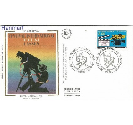Francja 1996 Mi S3183 FDC