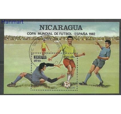 Znaczek Nikaragua 1982 Mi bl142 Stemplowane