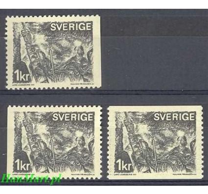 Szwecja 1970 Mi 689a,dl,dr Czyste **