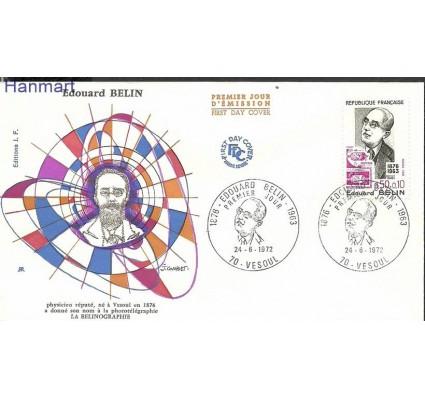 Znaczek Francja 1972 Mi 1799 FDC
