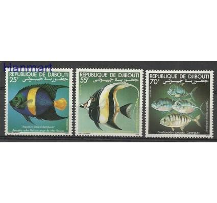 Dżibuti 1981 Mi 296-298 Czyste **