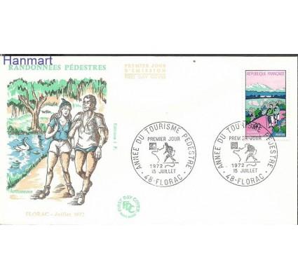 Francja 1972 Mi 1803 FDC