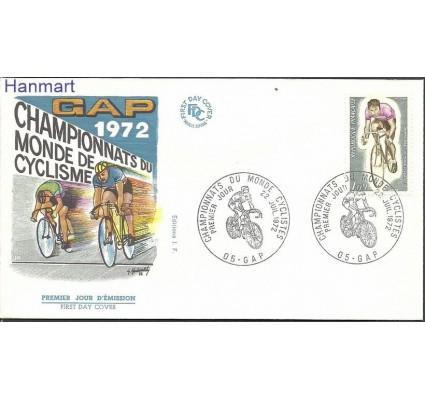 Francja 1972 Mi 1804 FDC